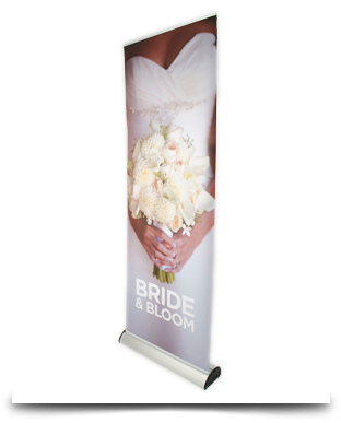 Roller Banners Barracuda 800mm Wide Zip Posters